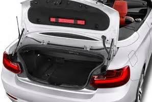 Bmw 2er Maße Kofferraum by Bmw 2er Cabrio Neuwagen Bis 21 Rabatt Meinauto De