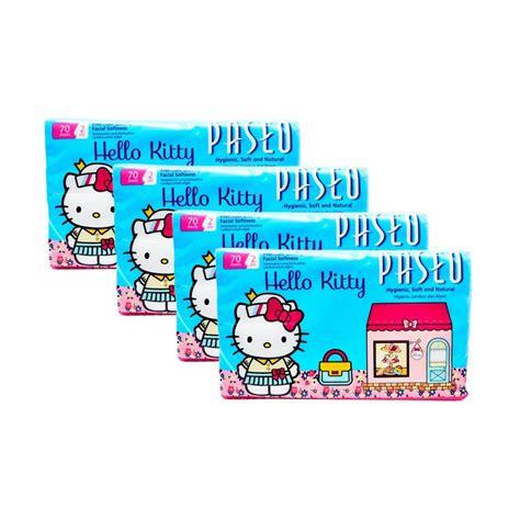 Kotak Tissue Hello Murah jual tissue travel pack paseo character hello harga