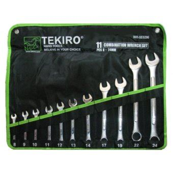 Kunci Pas Set 8 Pcs 8 24 Mm Tekiro tekiro kunci ringpas set 11 pcs 8 24 mm lazada indonesia