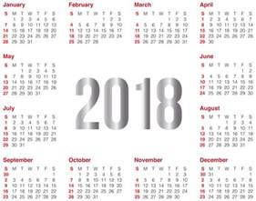 2018 transparent calendar png clip image gallery