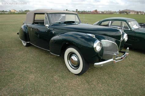 1940 lincoln continental 1940 lincoln continental images photo 40 lincoln
