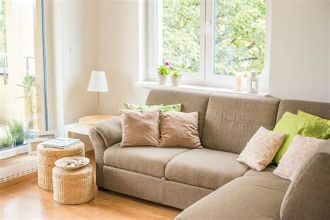 Clean Living Room how to up to a clean home