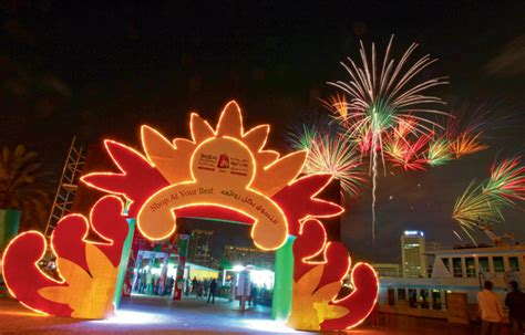 al seef street   dubai shopping festival