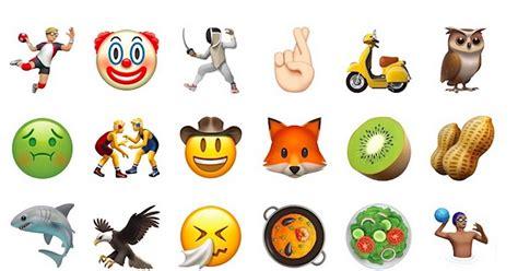 emoji baru iphone update ios hadirkan 100 emoji baru okezone techno