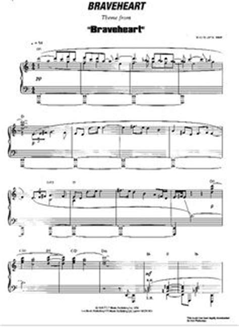 tutorial piano braveheart 1000 images about the sound of music on pinterest sheet