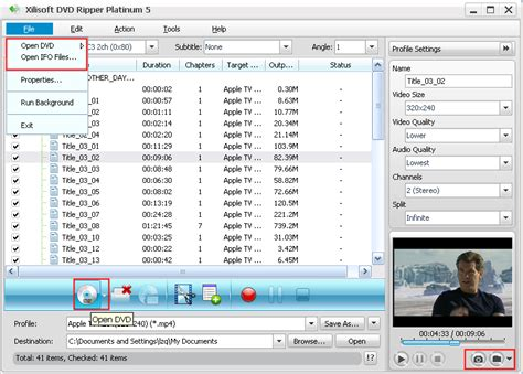 website ripper tutorial xilivideo products support xilisoft dvd ripper platinum