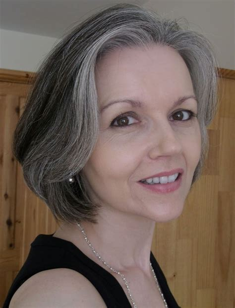 hair color for graying hispanic women 70 best images about all grey blending on pinterest gray