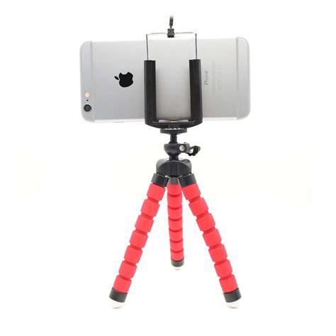 Tripod Octopus Holder Smartphone Slr smartphone holder octopus leg tripod bracket selfie stand mount monopod adjustable
