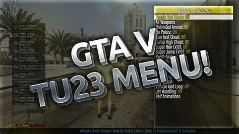 mod gta 5 xbox 360 1 26 xbox 360 gta 5 1 26 online mod menu download updated