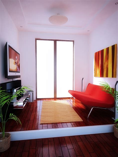 Tv For Small Bedroom by Small Tv Room Interior Design Decoration Ideas