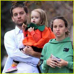 Meet Ruby Maguire by Tobey Maguire Has Two Sweethearts Babies