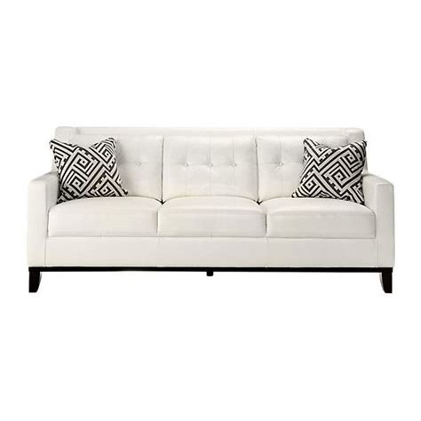 off white leather sofa and loveseat off white leather sofa thesofa