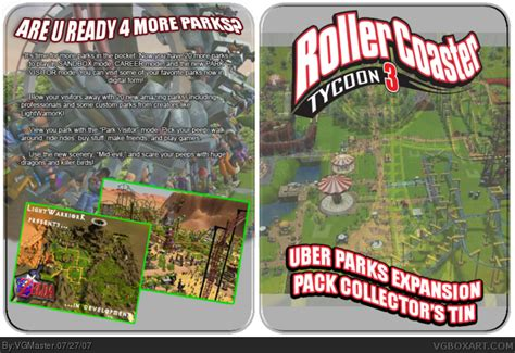 the jaguar tycoon books roller coaster tycoon 3 expansion pack pc box cover