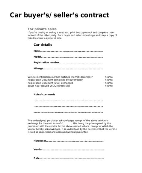 car sale receipt template australia pdf used car sales invoice hardhost info