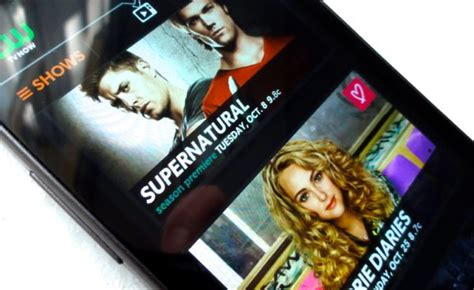 free tv apps for android phones android tip 7 apps for free network tv shows updated here s the thing