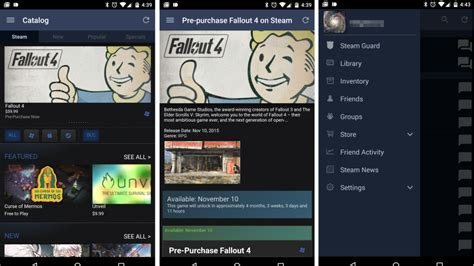 steam on android play steam on android 28 images you can now on steam from your android valve updates steam