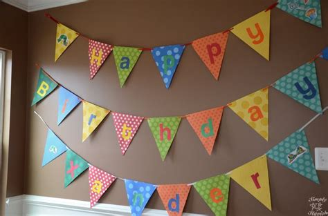Handmade Birthday Banner Ideas - 17 best images about birthday banners on lego