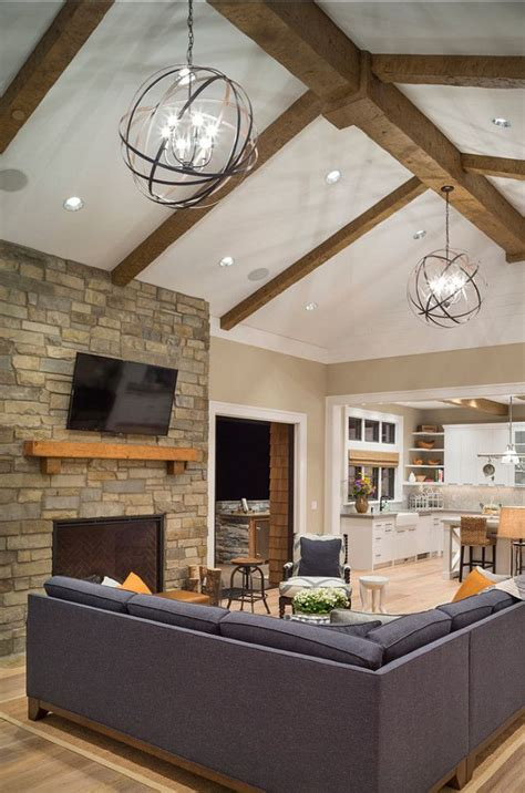 the 25 best vaulted ceiling lighting ideas on