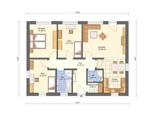 haus grundrisse bungalow grundrisse in massivhaus ausf 252 hrung haus grundriss
