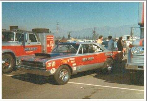 pro stock dodge dart landy 1969 dodge dart pro stock nhra drag racing