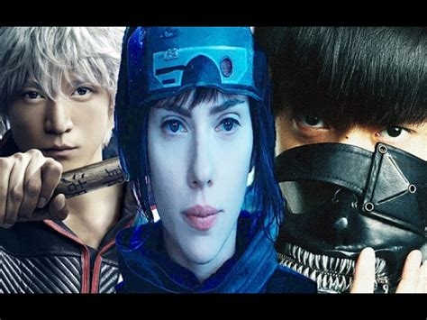 best live action anime top 10 upcoming live action of 2017 based on manga anime