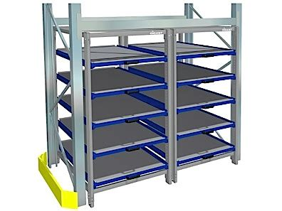 Small Parts Racking by Rack For Small Parts Gigant