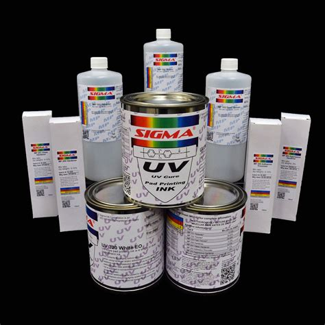 Nobu Ink Uv Tinta Uv Multi Purpose 1 uv 380 printex usa