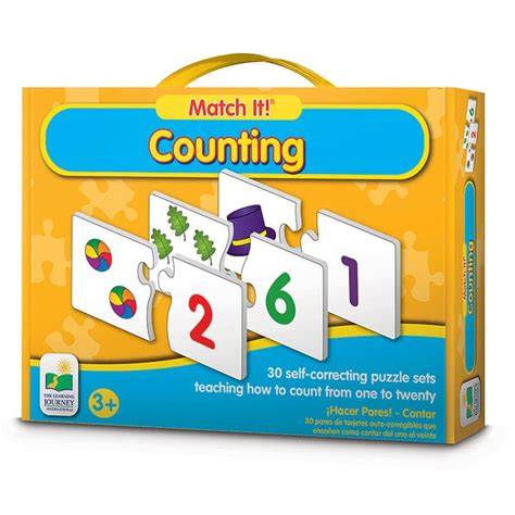 Learning Puzzle counting match it learning puzzle educational toys planet