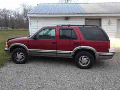 purchase used 1998 chevy blazer 4x4 in bethel ohio united states