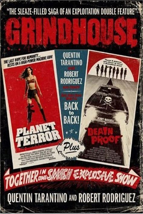 grindhouse poster template grindhouse planet terror deathproof feature
