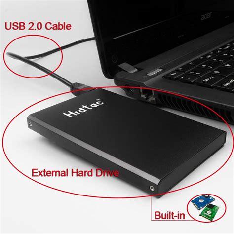 80 Gb Drive Laptop Computer by External Drive 80gb Hdd 2 5 Hd Externo Laptop Desktop