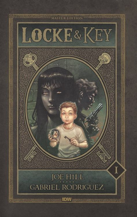 libro locke key omnibus signed books by joe hill gabriel rodriguez jock and more now available comic book legal