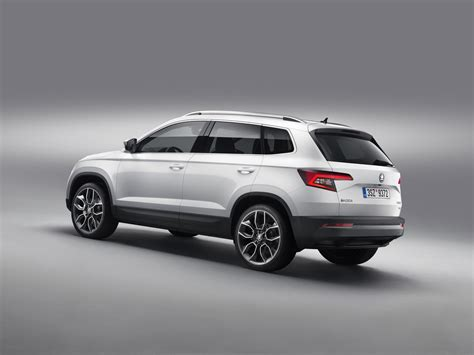 skoda jeep the skoda karoq could soon challenge the jeep compass in