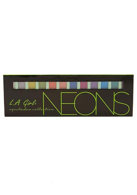 La Brick Eyeshadow Neons Berkualitas la brick neons eyeshadow palette dolls kill