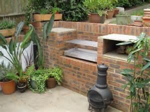 Backyard Hibachi Grill by Pics Photos Build A Brick Smoker Bbq Pit