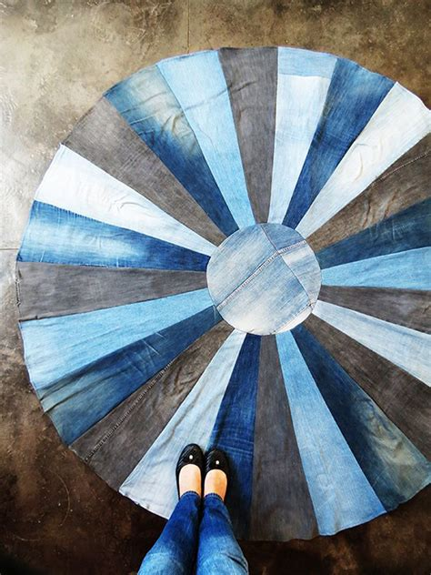 Do It Yourself Country Home Decor 10 Modern Ish Denim Upcycle Ideas