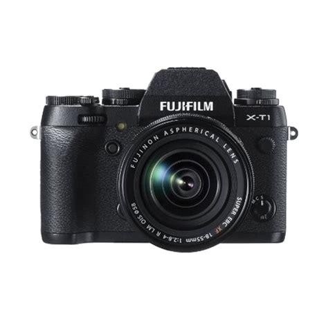 Kamera Fujifilm Finepix Hs33exr jual fujifilm finepix x t1 xf 18 55mm hitam kamera mirrorless harga kualitas terjamin