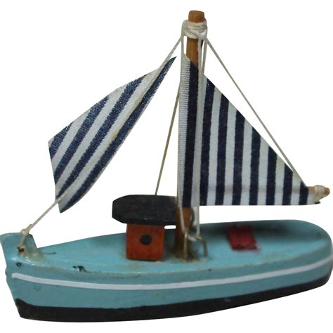 toy boat png vintage wooden toy boat from victorianretreat on ruby lane