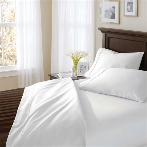 walmart bed sheet set full size sheets walmart com new better homes and gardens