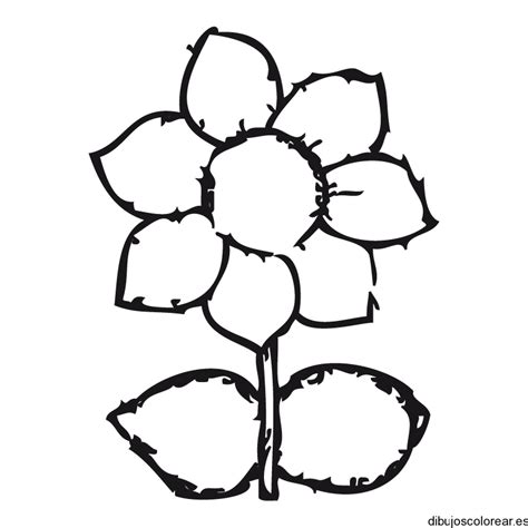imagenes para dibujar grandes dibujo de una rosa grande