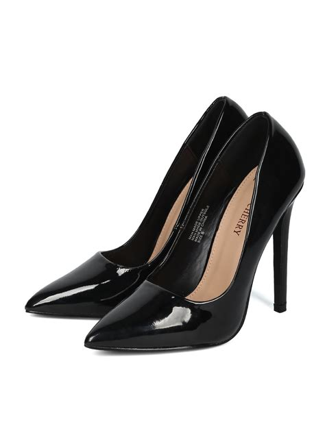 Patent Pointy Pumps pumps patent pointy toe stiletto heel