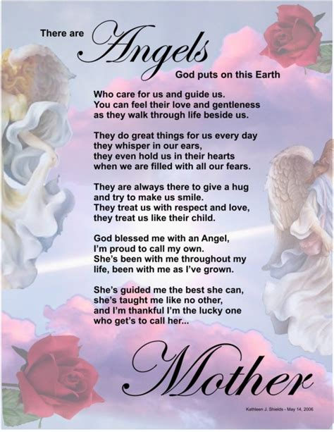 mother s day poem by kathleen j shields icraftgifts com