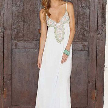 Adelina Maxi adelina embroidered maxi dress from alloy it s all window