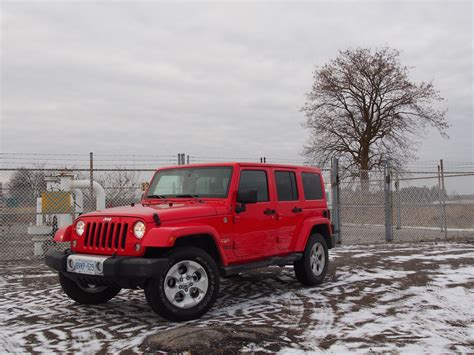 2015 Jeep Wrangler Unlimited Review Review 2015 Jeep Wrangler Unlimited Canadian