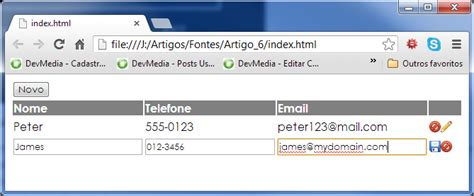 Jquery Add Row To Table by How To Add Edit And Delete Rows Of A Html Table With Jquery