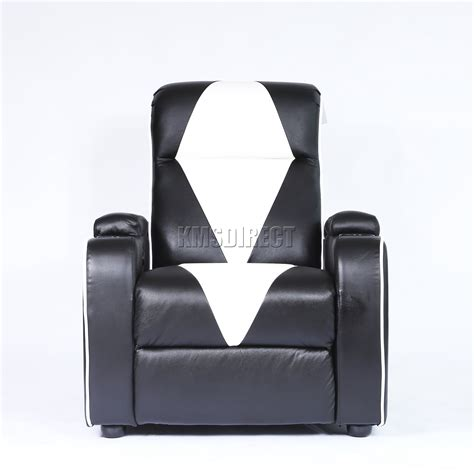 electric recliner theater chairs foxhunter leather retro theatre cinema chair sofa