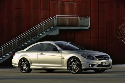 mercedes cl 65 amg mercedes cl 65 amg technical details history photos