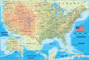 printable map of usa regions map of hawaii cities and