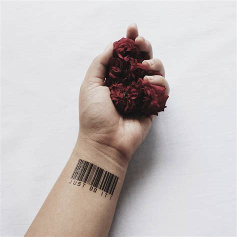 barcode tattoo book 25 graphic barcode meanings placement ideas 2018