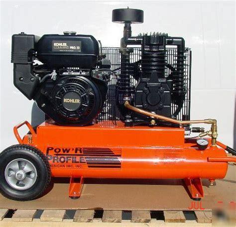 american imc powr profile contractors compressor